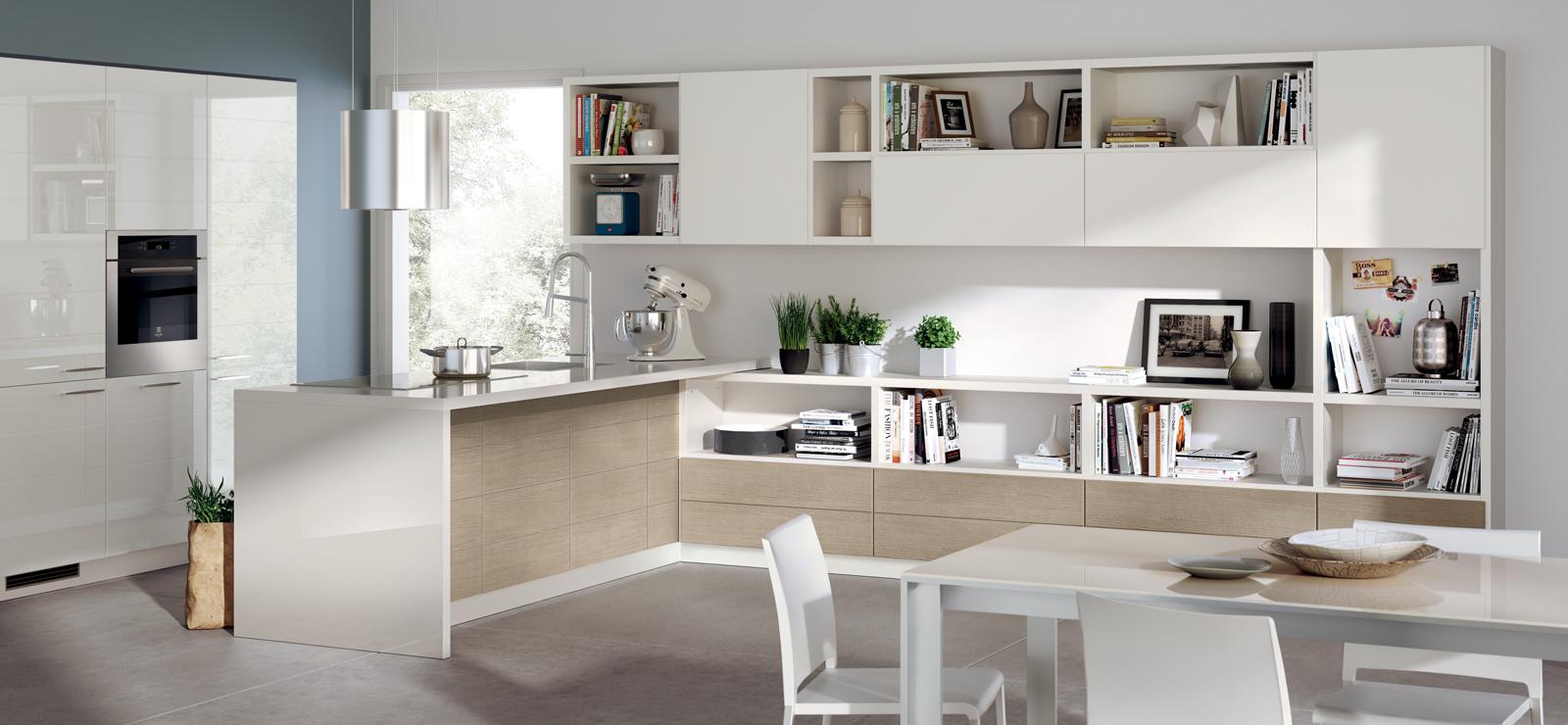 Rivenditore arredo scavolini negozio a genova - Cucine e living ...