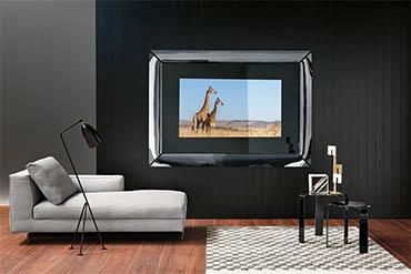 Specchi con TV incorporata