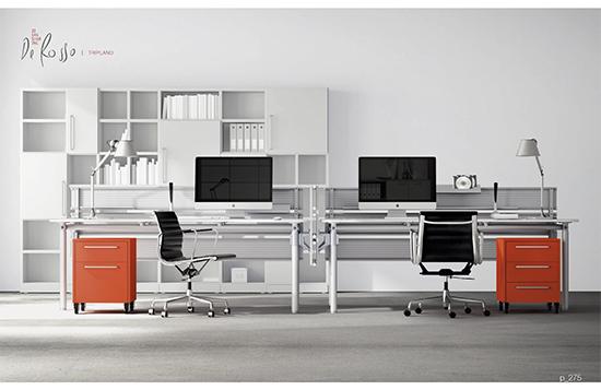 Mobili per ufficio - De Rosso - Fedesign s.r.l.