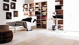 Camerette progettate ed installate da Fedesign